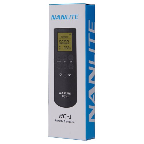 NANLITE Bi-Color-Funk-Fernbedienung RC-1